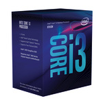 Intel Core i3 8350K Prozessor - 4 GHz - 4 Kerne - 4 Threads - BX80684I38350K
