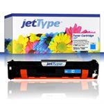 jetType Toner kompatibel zu HP CE321A 128A
