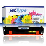 jetType Toner kompatibel zu HP CE322A 128A