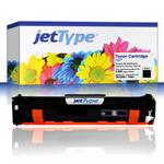 jetType Toner kompatibel zu HP CE320A 128A