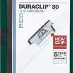 DURABLE Klemmmappe 2200-32 A4 PP petrol