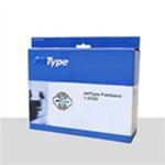 jetType Farbband kompatibel zu Epson C13S015021 Gr. 633/635