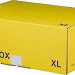 Smartboxpro Karton XL 212151420 gelb