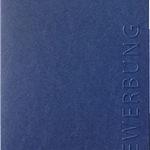 PAGNA Bewerbungsmappe 44122-02 blau