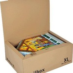 Mailbox Basic XL CP09805 braun