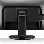 Dunkelanthrazit LG 21.5 Zoll TFT-Monitor