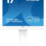 Weiß ProLite Iiyama 17 Zoll TFT-Monitor B1780SD-1