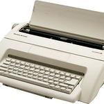 Olympia Schreibmaschine 252651001 grau