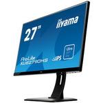 Schwarz ProLite Iiyama 27 Zoll TFT-Monitor
