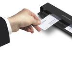 ScanSnap Fujitsu Einzelblatt-Scanner iX100