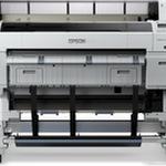 Grau Epson SureColor SC-T5200D Tintenstrahl Farbe