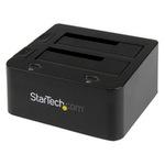 StarTech UNIDOCKU33 Schwarz