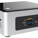 INTEL Next Unit of Computing Kit NUC5CPYH Keiner.