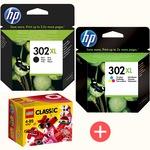 HP Tinte Multipack F6U67/8AE 302XL