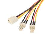 StarTech Netzsplitter für Lüfter TX3SPLIT12 30.00