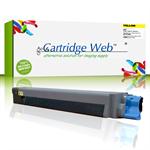 CartridgeWeb Toner kompatibel zu Oki 42127454