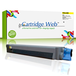 CartridgeWeb Toner kompatibel zu Oki 43324421