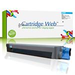 CartridgeWeb Toner kompatibel zu Oki 43324423
