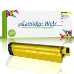 CartridgeWeb Toner kompatibel zu Oki 43487709