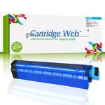 CartridgeWeb Toner kompatibel zu Oki 43487711