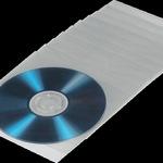 jetType CD/DVD Hülle Jewelcase für 1 CD/DVD black