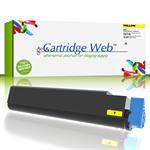 CartridgeWeb Toner kompatibel zu Oki 43837105