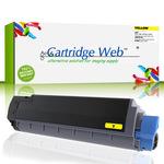 CartridgeWeb Toner kompatibel zu Oki 44059105