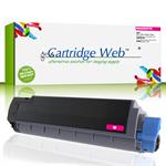CartridgeWeb Toner kompatibel zu Oki 44059106