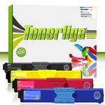 Alternativ zu Oki 44469722/723/724/804 Toner Spar-Set BK/C/M/Y
