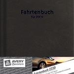 Avery Fahrtenbuch Design 223D A5 weiß 48