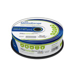 MediaRange DVD-R 4,7GB/120 Min 25er Spindel MR407