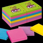 Post-it Super Sticky 654-12SSUC VE12