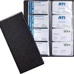 Durable Visitenkartenbuch 2402-01 sw