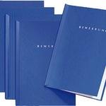 PAGNA Bewerbungsset 22005-02 blau VE5