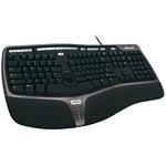 Microsoft Tastatur Natural Natural Ergonomic 4000