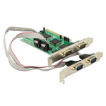DeLock PCI Card 4x Serial