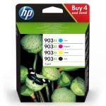 HP Tinte Multipack 3HZ51AE 903XL