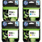 HP Tinte Multipack C2P23/24/25/26AE 934XL/935XL