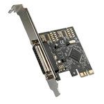 VALUE Parallel-Adapter - PCIe - IEEE 1284 + 1 paralleler Port - 15.99.2114