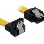 Delock Serial ATA-Kabel 82806 30 cm Gelb