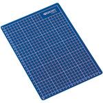 Westcott Schneidematte 30 x 22 x 0,3 cm (B x H x T) Kunststoff blau