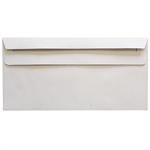 Soennecken Briefumschlag DIN lang 220 x 110 mm (B x H) ohne Fenster 75g/m² mit Selbstklebung Recyclingpapier grau 1.000 St./Pack.