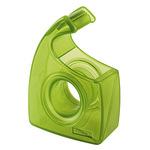 tesa® Handabroller Easy Cut ecoLogo® nachfüllbar grün transparent