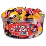 HARIBO Fruchtgummi Color-Rado 1.000 g/Pack.