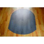 RS Bodenschutzmatte Roll-o-Mat® 120 x 180 cm (B x T) Makrolon® blau transparent