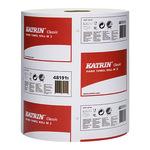 Katrin Handtuchrolle Classic M2 20,5 cm x 152 m (B x L) Tissue weiß 6 Rl./Pack.