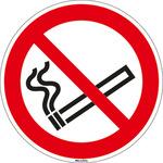 Hinweisschild P002 Rauchen verboten PVC-Folie