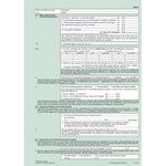 RNK Mietvertrag DIN A4 selbstdurchschreibend 1 Durchschlag 2 x 2 Bl.