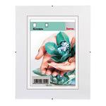 Hama Bilderrahmen Clip-Fix 60 x 80 cm (B x H) 40 x 60 cm (B x H) Reflexglas transparent