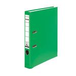 Falken Ordner Color Vegan 50mm DIN A4 Werkstoff: Pappe Material der Kaschierung außen: Polypropylen Material der Kaschierung innen: Papier hellgrün